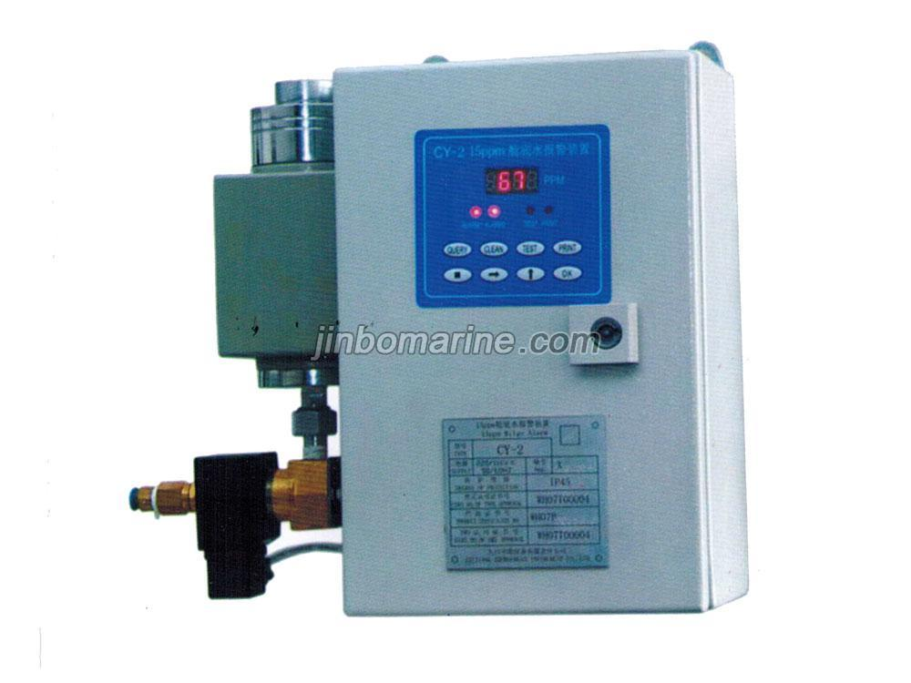 Cy2 15 Ppm Bilge Alarm Buy Marine Conservation From China