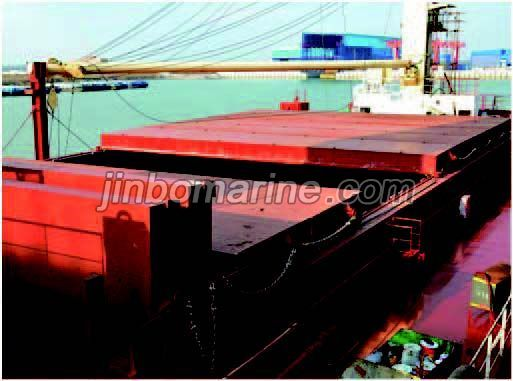4500dwt Container Hydraulic Hatch Cover System Buy Marine