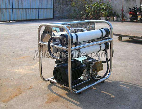 3 Ton/ day Marine RO Fresh Water Generator