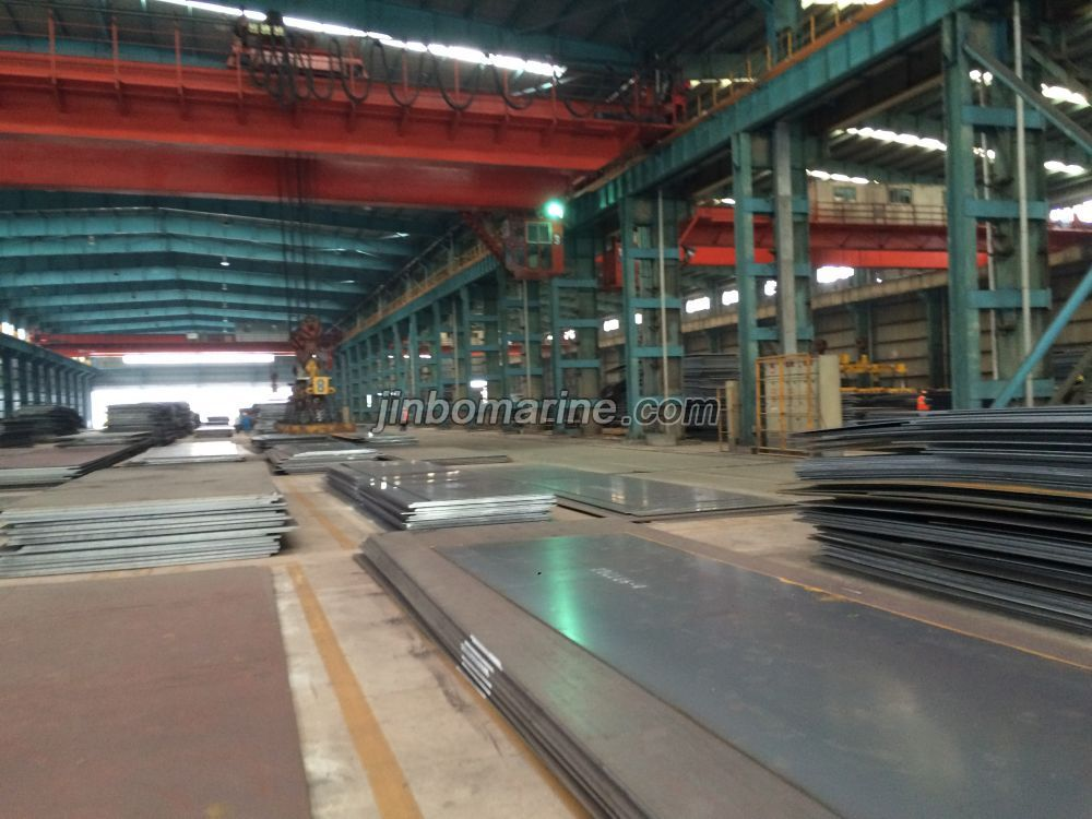 ASTM A36 Hot Rolled Ship Steel Plate