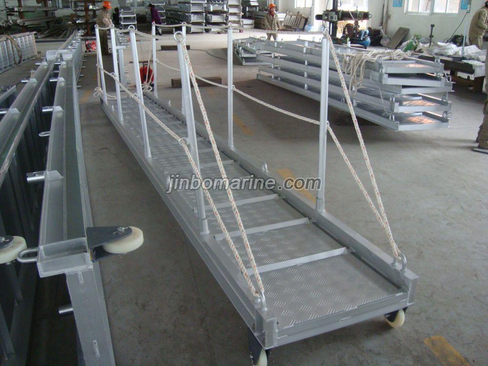 Aluminum Gangway Flat Type Buy Marine Ladder From China