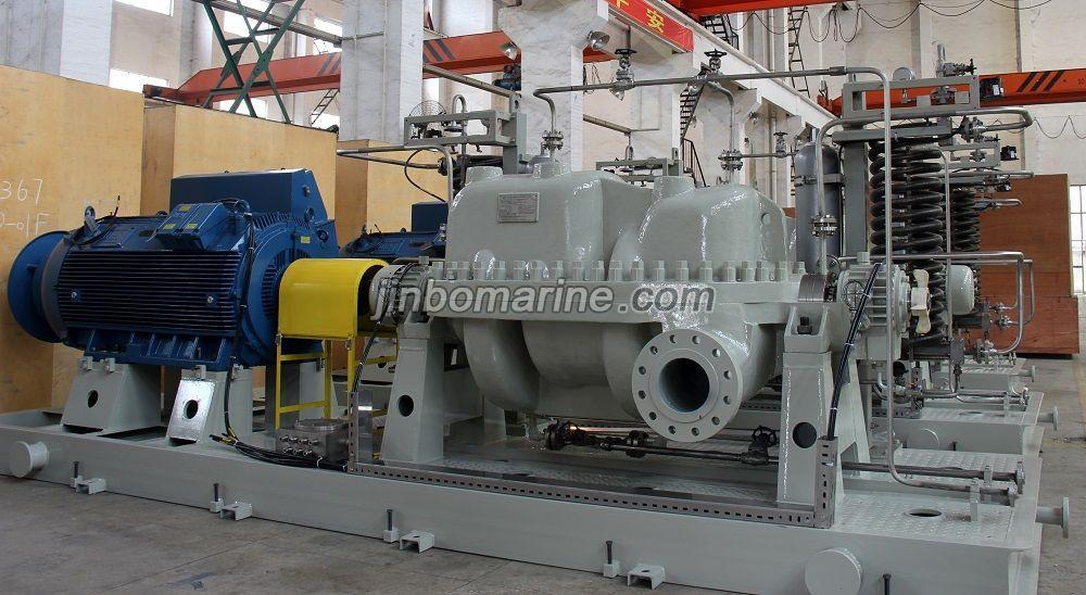 Horizontal Split Casing Multi-Stage Centrifugal Pump, Buy