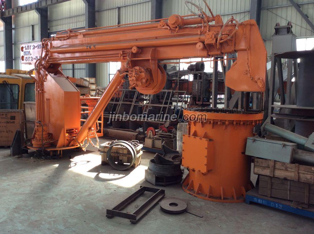 Telescopic Crane Marine : Telescopic crane buy marine davit and from china
