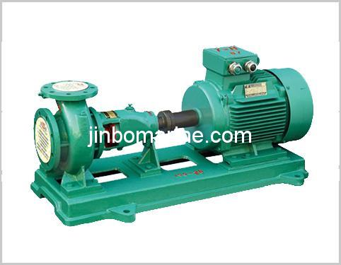 CIS Series Marine Horizontal Centrifugal Ballast And Bilge Pumps