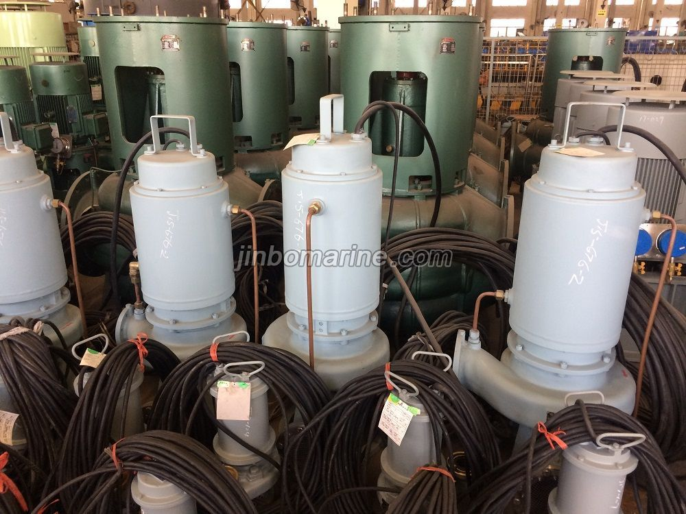 CQX(W) Series Submersible Sewage Pump