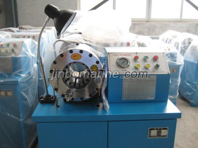 DSG250B Tube Crimping Machine