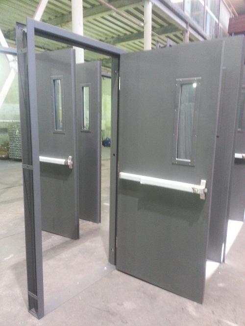 Nice 60min Fire Rate Hollow Metal Door