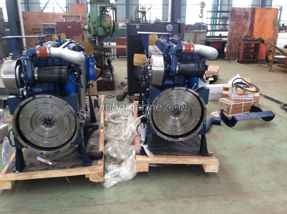 Diesel Engine Driven Hydraulic System For Mooring Winch