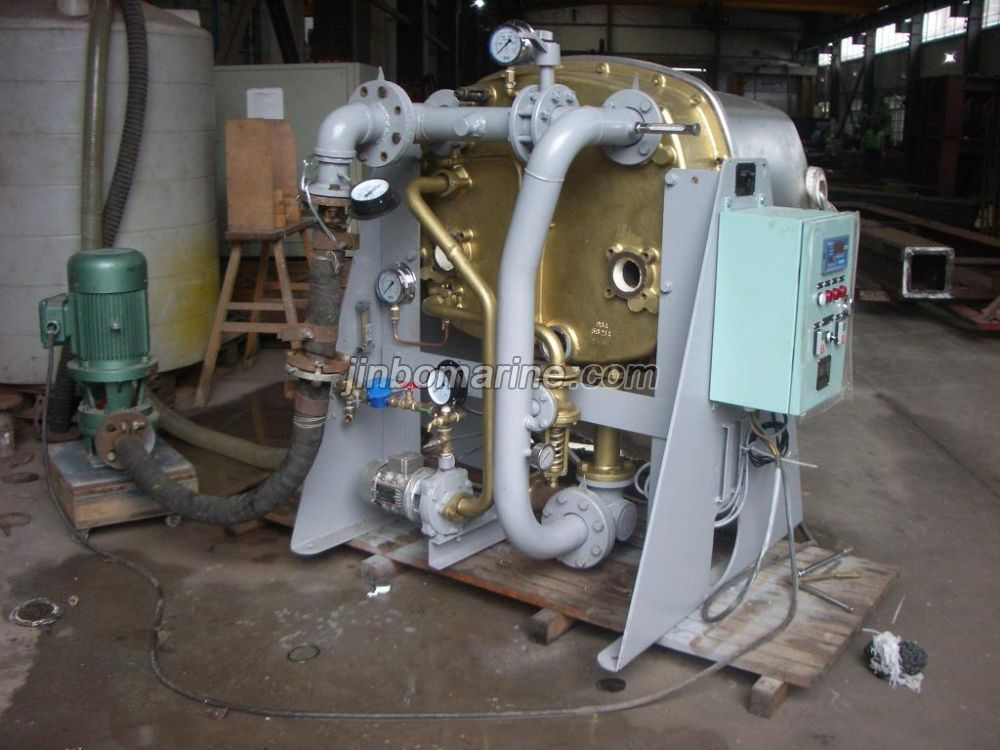 Alfa Laval 30ton Day Plate Type Fresh Water Generator Buy