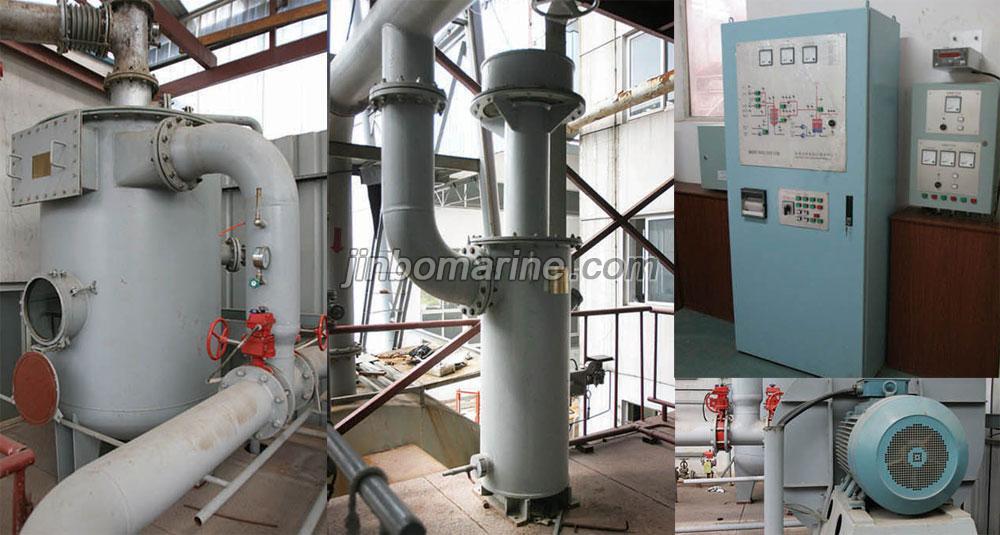 Flue Gas Type Inert Gas System Buy Marine Auxiliary