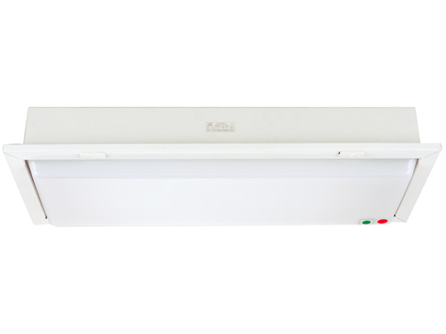 Fluorescent Ceiling Light with Emergency Battery JCY202-2