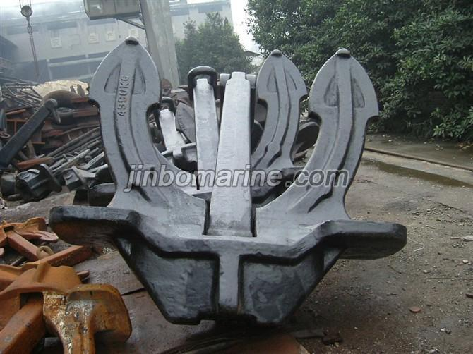 Hall Type Stockless Anchor