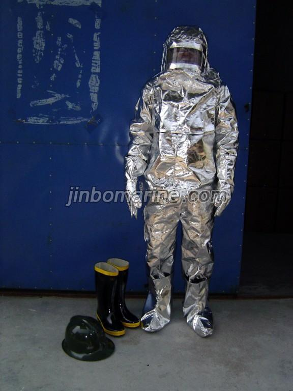 Heat Insulation Suit Buy Other Fire Fighting Equipment