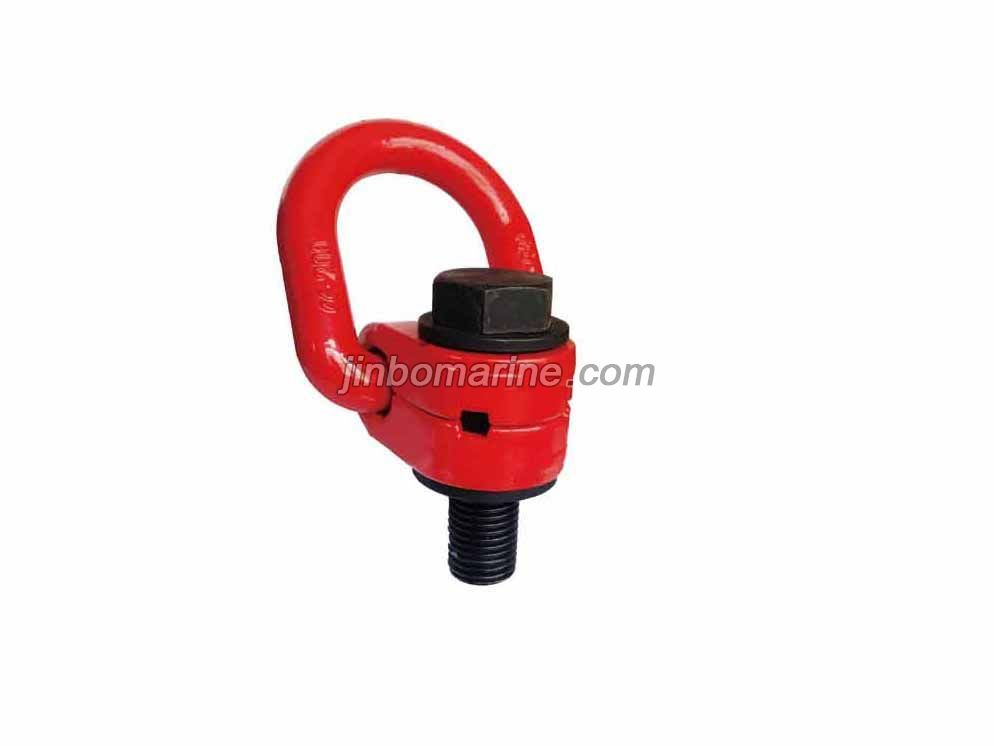 Industrial equipment hoisting motor rotating rings buy for Motorized rotating crane hook