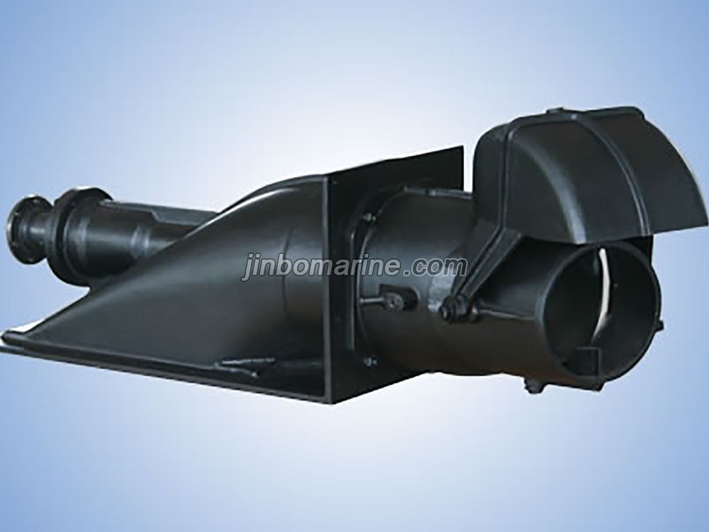 Jt16 Axial Flow Water Jet Propulsion Pump China Water Jet Propulsion Manufacturer Jinbo Marine