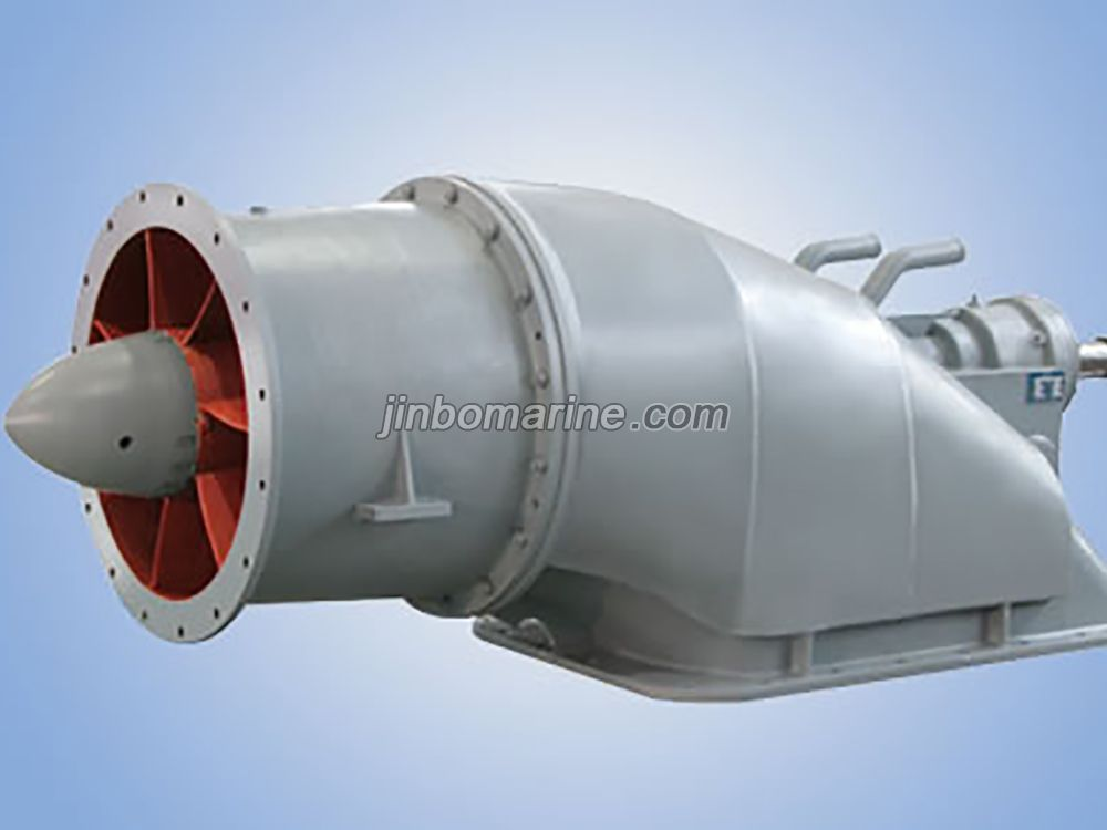 Jt48 Axial Flow Water Jet Propulsion Pump China Water Jet Propulsion Manufacturer Jinbo Marine
