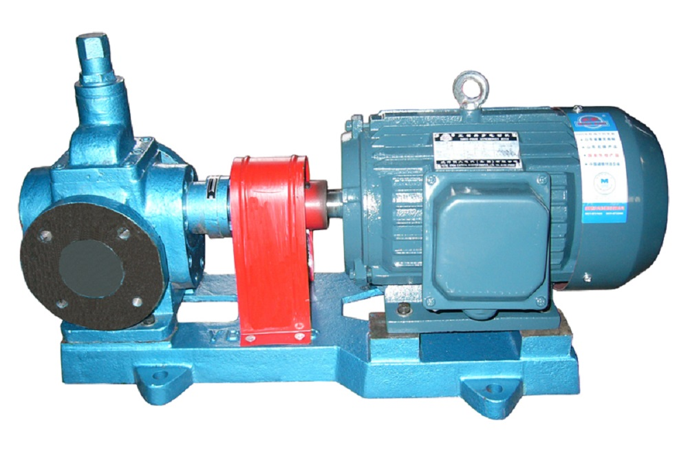 KCG Series High Temperature Gear Oil Pump
