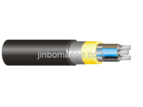 MGH Ship Power Cable without Screen 0.6/1KV