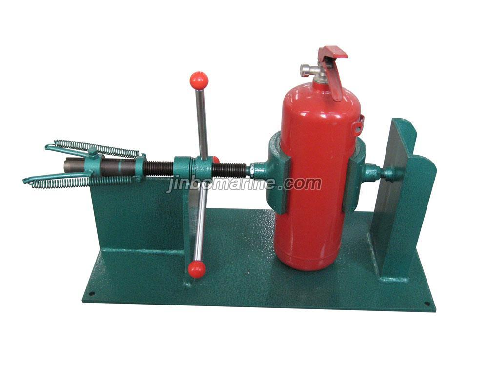 Manual Fire Extinguisher Clamper