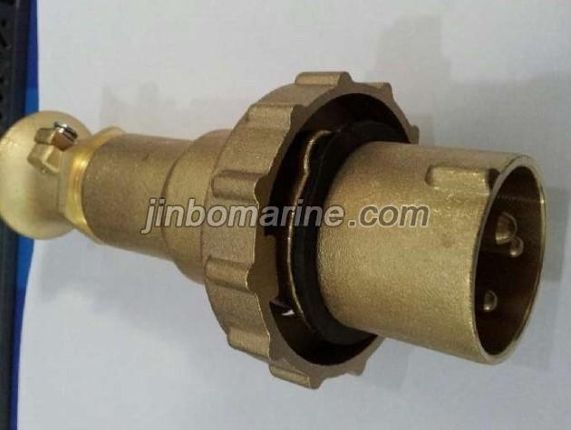 Marine Brass High Current Water Tight Plug Cts2 2 14 Buy