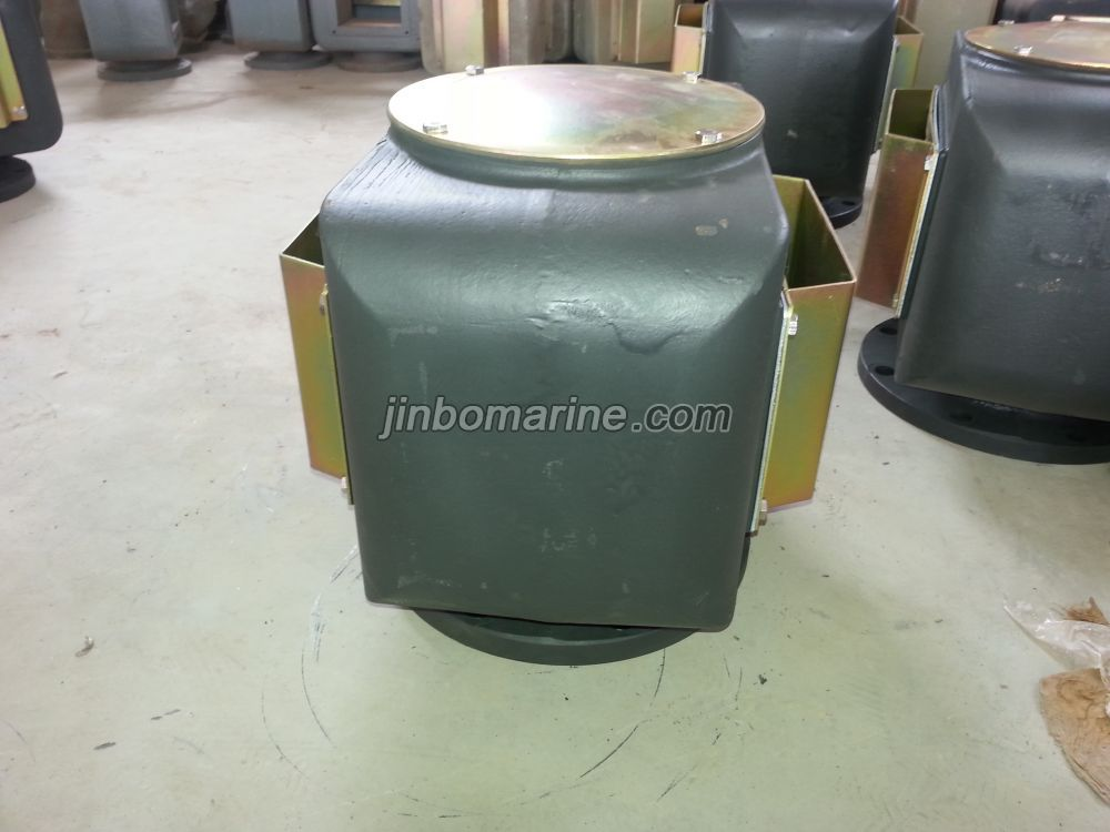 Marine Cast Iron Air Vent Head JIS -KS91A-121(DN100-DN450)