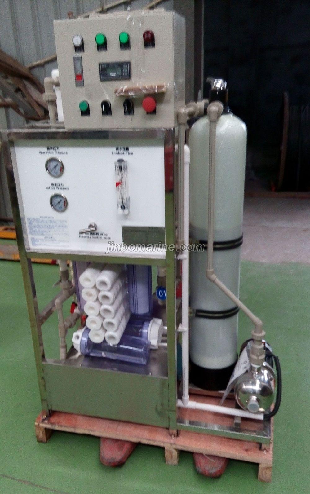 3 Ton Day Marine Ro Fresh Water Generator Buy Water