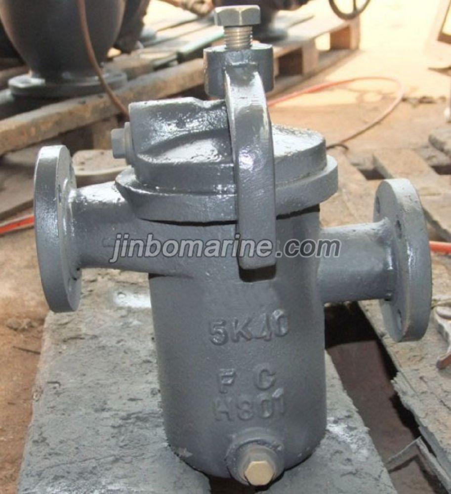 Marine Simplex Oil Strainer JIS F7209, Buy JIS Marine Strainer