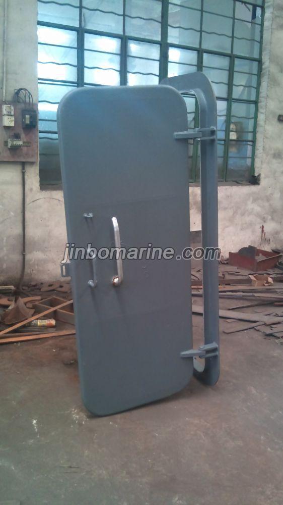 Marine Steel Quick Acting Weathertight Door With Single