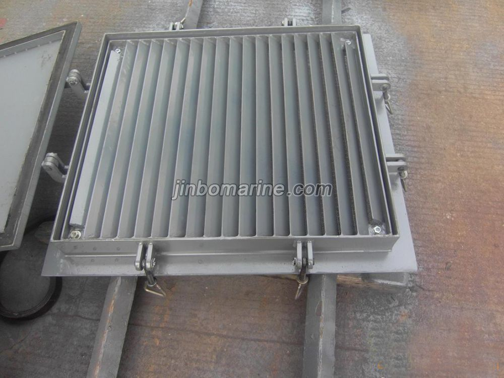 Marine Steel Watertight Louver With Cover Buy Marine