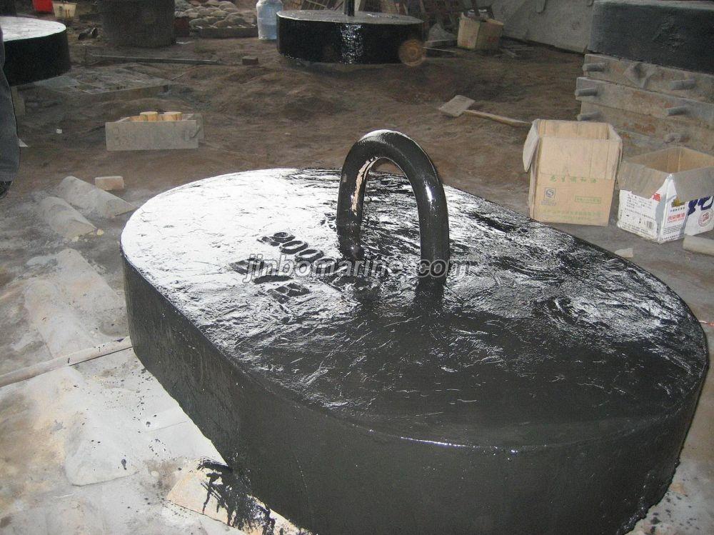 oval mooring sinker  buy mooring sinker from china