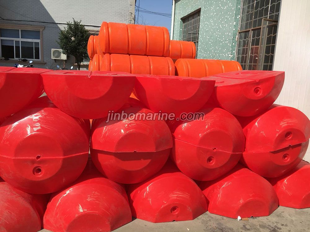 PE Cylinder Foam Filled Barrier