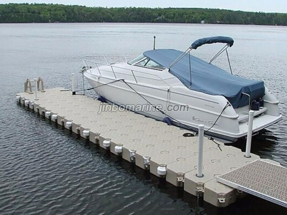 Pe Plastic Pontoon Floating Dock Buy Mooring Buoy From