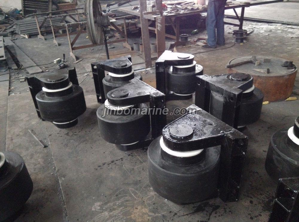 Pile Guide Roller Buy Marine Fender From China