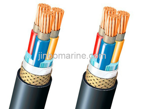 SFOI Fire Resistant Marine Power & Control Cable 0.6/1KV (Light Weight Cable)