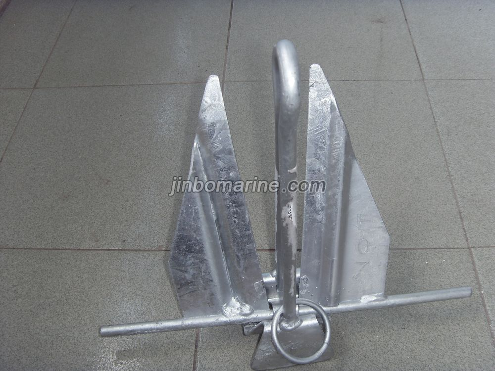 Stainless Steel Delta Anchor