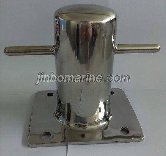 Stainless Steel Single Cross Bollard, Buy Marine Bollard