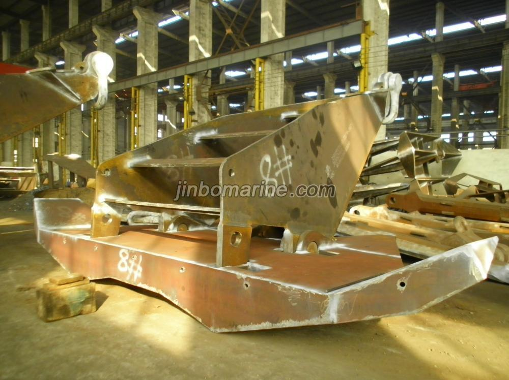 China Hy-17 Hhp Fabricated Steel Anchor - China Stevpris