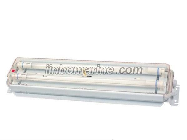 Tcya20 2 Fluorescent Ceiling Light China Marine Fluorescent Lights Manufacturer Jinbo Marine