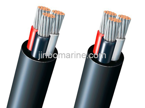 TPNP Three Cores Shore Power Cable 0.6/1KV
