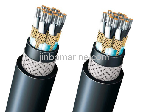 FA-TTYCY-S Flame Retardant Marine Telephone and Instrument Cable 250V