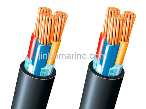 TXXI Fire Resistant Marine Power & Control Unarmoured Cable 0.6/1KV (Light Weig