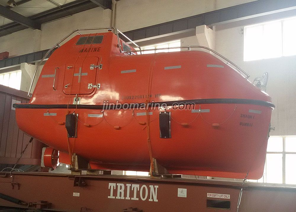 Totally Enclosed Lifeboat Buy Life Boat Amp Rescue Boat