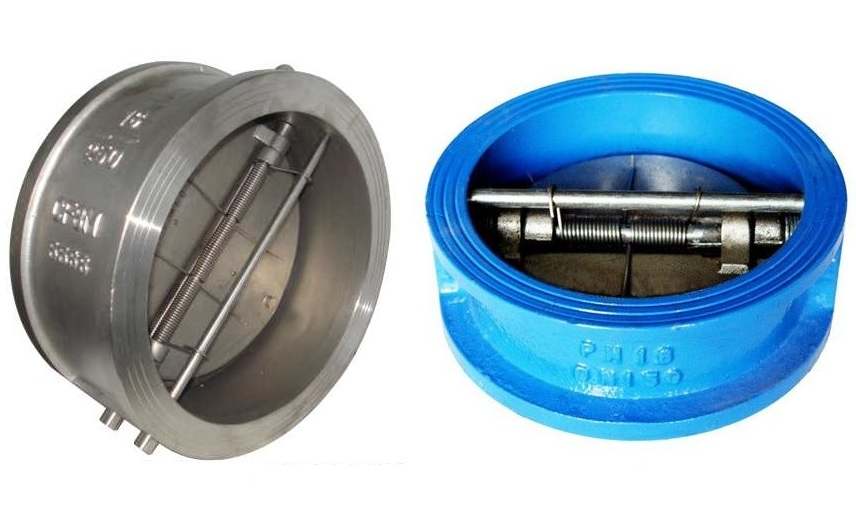 H76H/W/Y Wafer Butterfly Check Valve