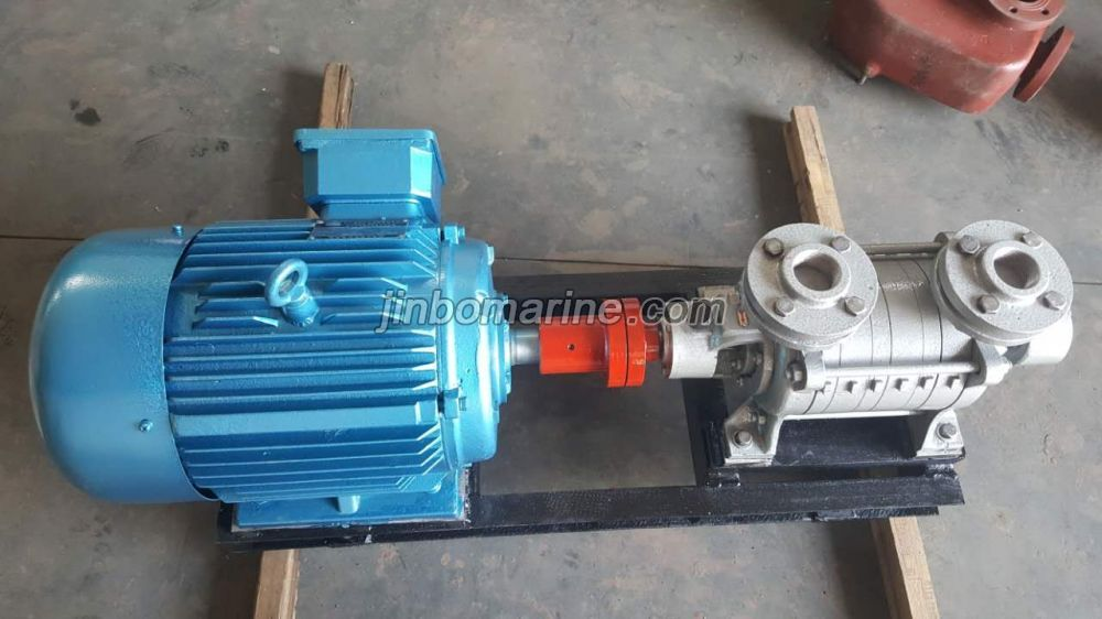 WZ Series Marine Multistage Self-priming Vortex Boiler Water Feed Pump