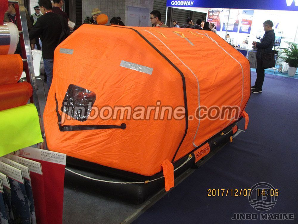 Yacht Inflatable Life Raft