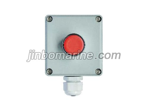 Zpb 1 1b Reset Push Button Buy Dead Man Alarm System From