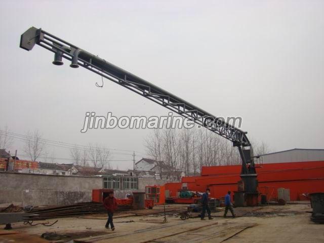 Marine Loading Arm, Buy from China Manufacturer - JINBO MARINE