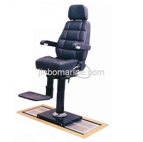 Marine Steel Pilot Chair With Rail TR-003, Buy Marine