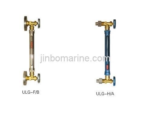 Marine Tubular Type Glass Level Gauge Ulg Type Buy Marine