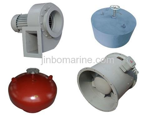Marine Ventilation Equipment